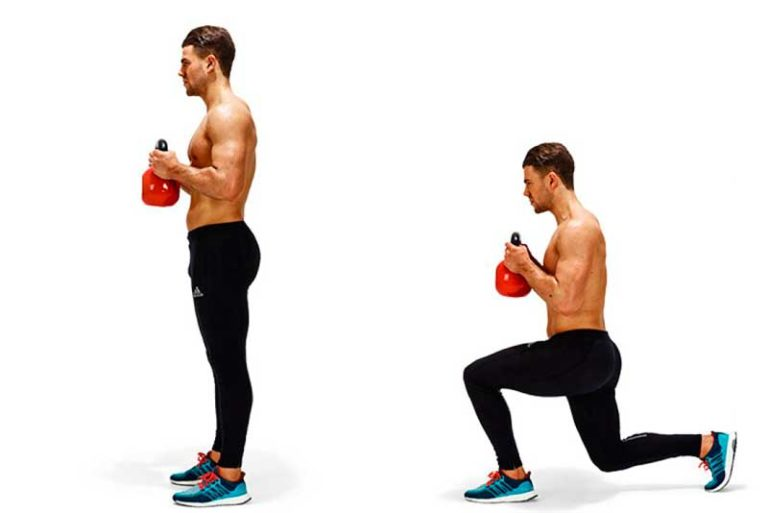 Un ejercicio completo para la pierna