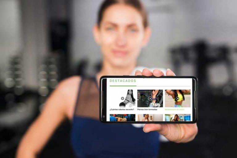 Estas son las mejores apps para entrenar