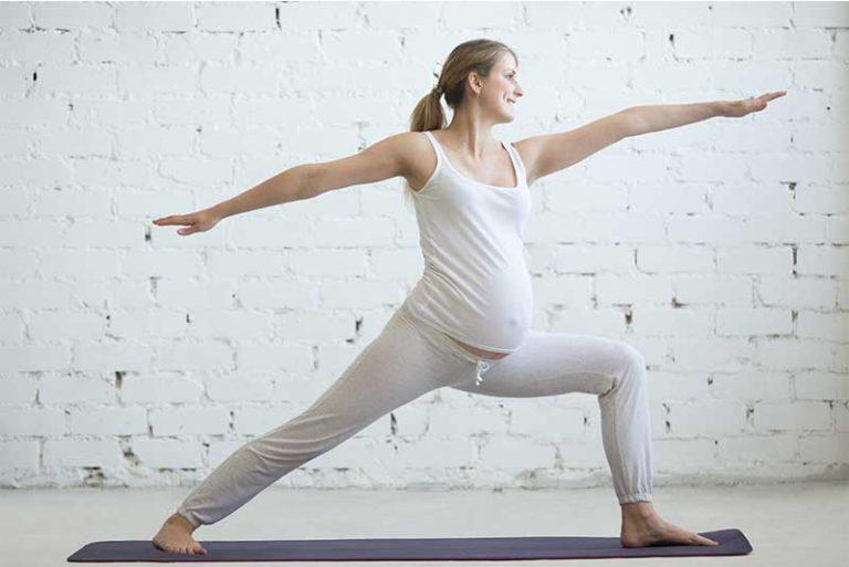 Los beneficios del Pilates en el embarazo