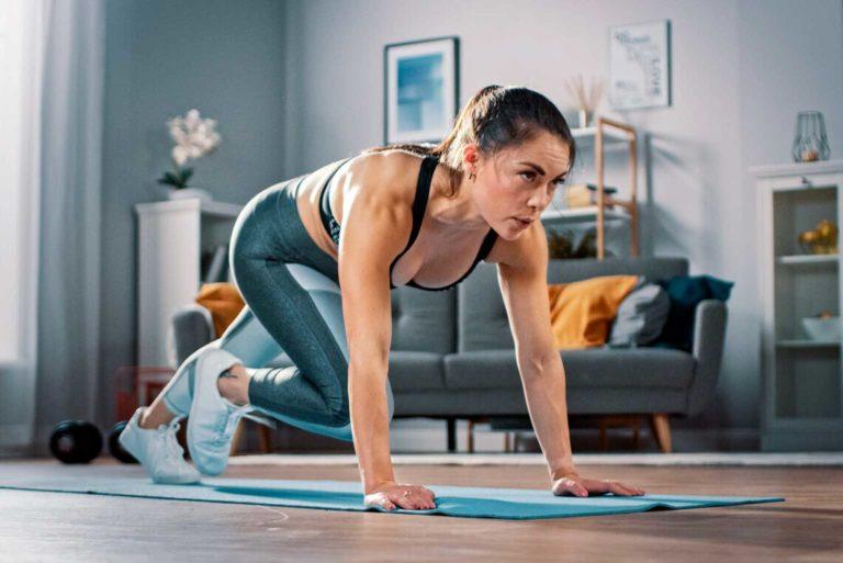 Tabata para hacer en casa y trabajar todo tu cuerpo