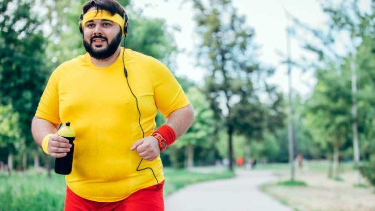Todas las claves para empezar a correr si tienes sobrepeso