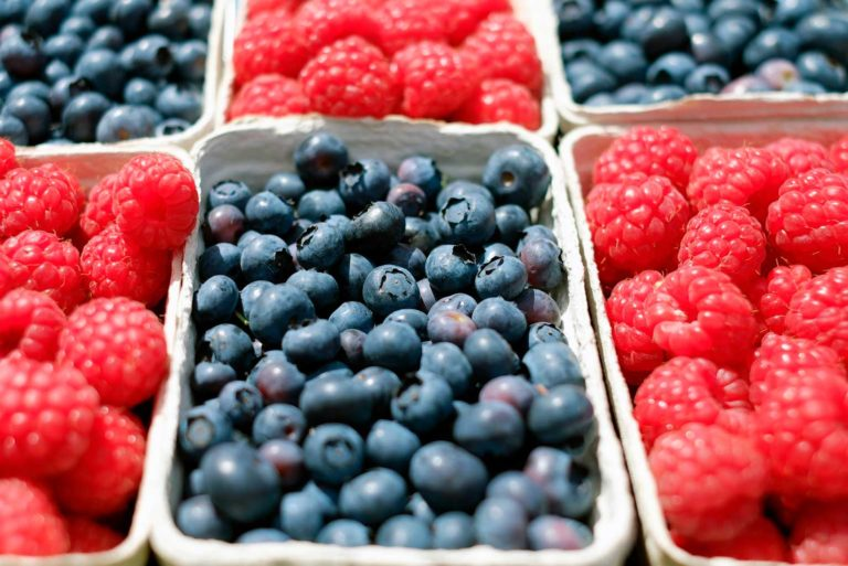 Ranking de las 5 frutas más sanas