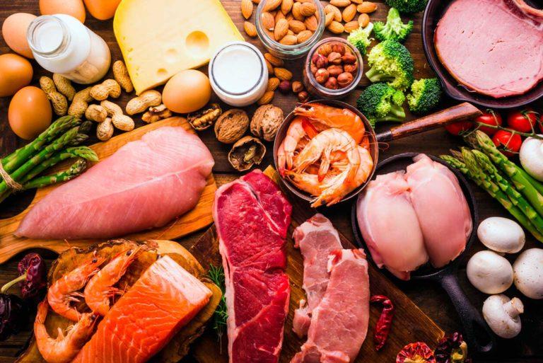 Las proteínas son el macronutriente más saciante